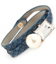 Bracelet  B 14339 GLD BLU