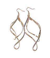 Earrings  E 2044 GLD MLT