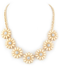 Necklace N 0604-1 GLD IVY