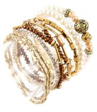 Bracelet  B 15478 GLD CLR