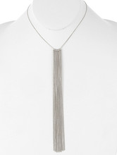 Necklace  BON99330RDSIV