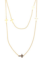Necklace  MMN13581RGPINK