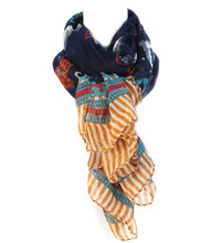 Scarf S 00005 NVY