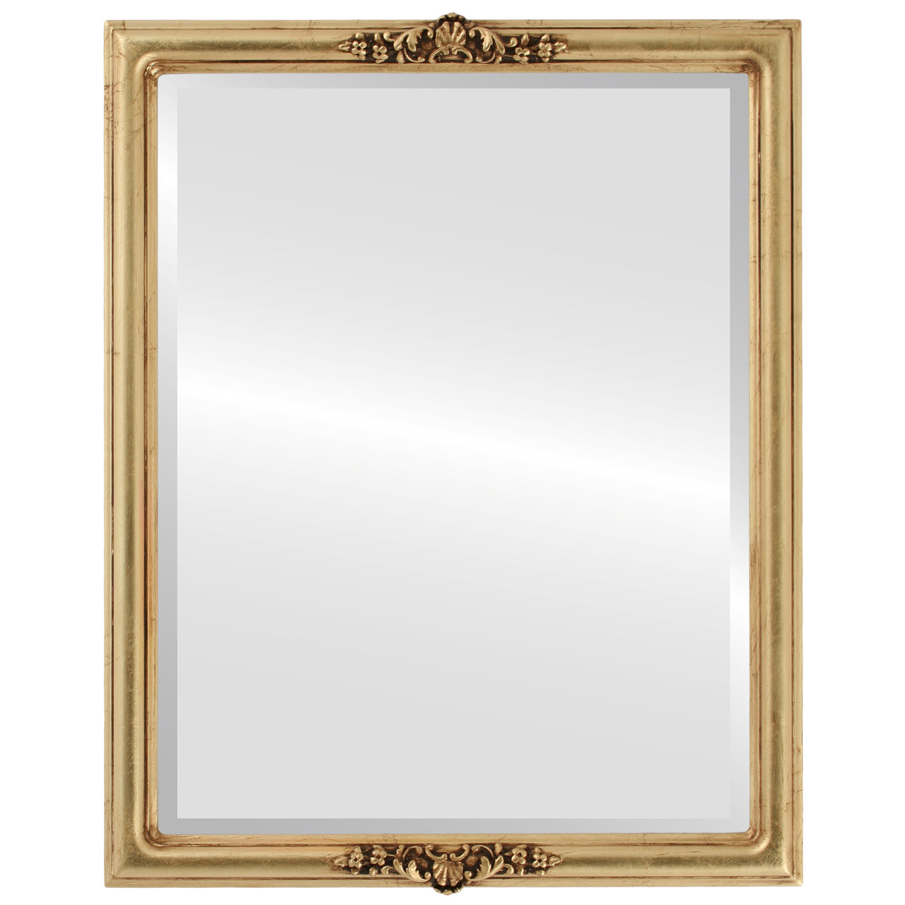 Vintage Gold Rectangle Mirrors from $151 | Free Shipping
