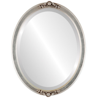 Antique Silver Oval Mirrors from 140 Free Shipping