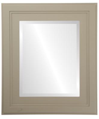 Beveled Mirror - Palomar Rectangle Frame - Indian River