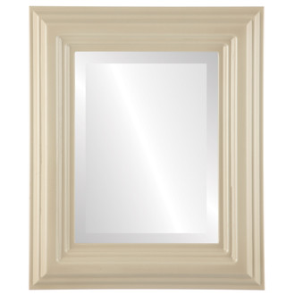 Beveled Mirror - Regalia Rectangle Frame - Indian River