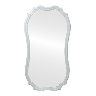 Irregular Framed Mirror