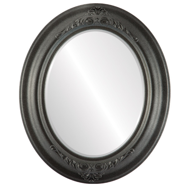 Vintage Silver Oval Mirrors from $136 | Free Shipping