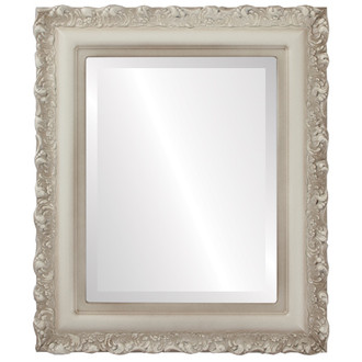 Beveled Mirror - Venice Rectangle Frame - Taupe