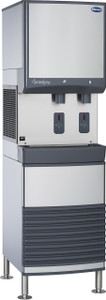 E25FB425A-S Symphony Plus Ice & Water Freestanding Dispenser