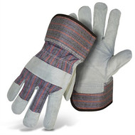 Gloves - Men's Leather Palm