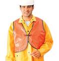 Orange Economy Vest (Sold by Dozen)