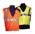 Yellow Break-Away Vest