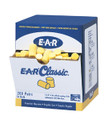 Classic Uncorded Earplugs, 200/pair
