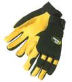 Gold Knight Glove