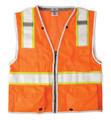 Brilliant Series Heavy Duty Class 2 Vest - Orange