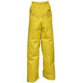 DuraScrim™Pant - Yellow - Plain Front