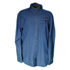 Womens Denim Shirts  SS & LS
