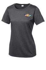 Ladies Graphite Heather