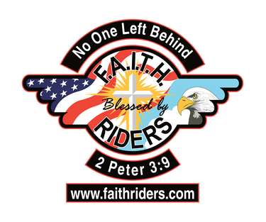 Bike Blessing Decal