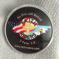 F.A.I.T.H. Rider Logo