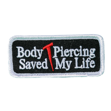 Body Piercing Saved My Life