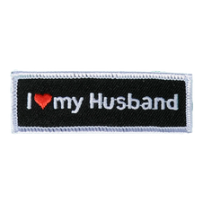 Love Husband Patch