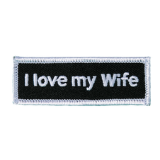 Love Wife Patch