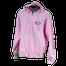 Zip Pink Hoodie