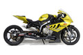 Sidewinder Full System Black   14'' ShortMeg 2 S1000RR/R (10-14)