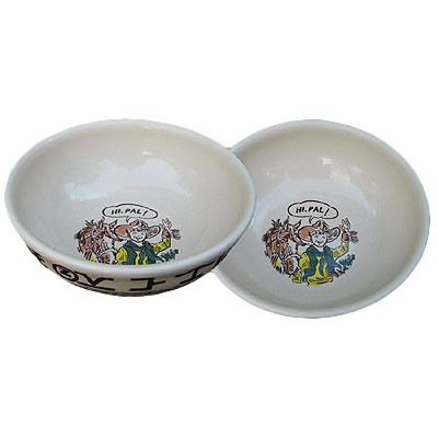 Little Buckaroo Bowl 12 oz
