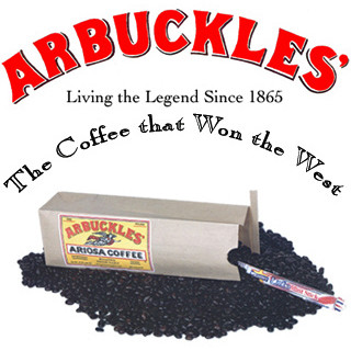 Arbuckles Ariosa Coffee Bean Blend Whole Bean 1 lb