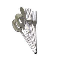 Barbwire Silverware (Set of 20)