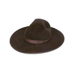 Richard Farnsworth Custom Cowboy Hat
