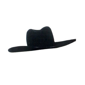 Doc Holiday Custom Cowboy Hat