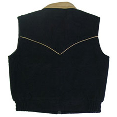 Wyoming Traders Vest Nevada Wool Men's