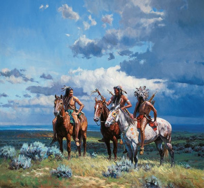 The Buffalo Rattler by Martin Grelle