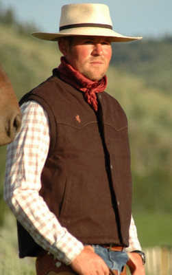 Wyoming Traders Mountain Vest