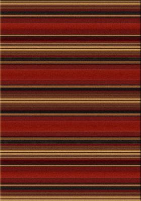 Santa Fe Stripe - 5'x8'