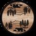 Mountain Shadow Bear - Natural