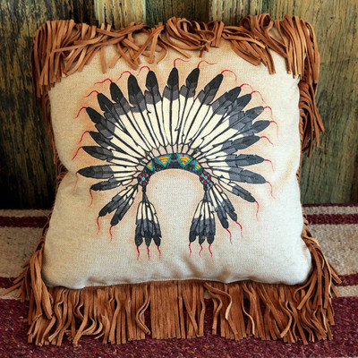 Headdress Pillow