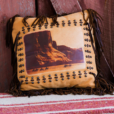 Canyon De Chelly Pillow
