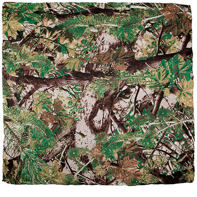 CW Camouflage Scarf