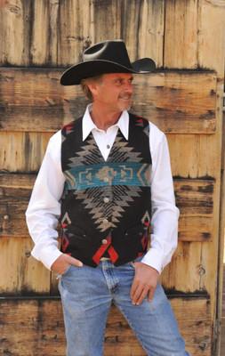 Grey Dakota Classic Vest