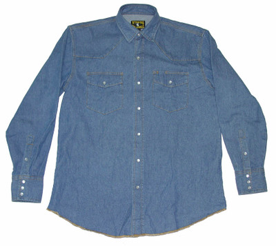 Denim Men's Shirt
