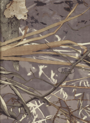 Wild Rags Silk Scarf Camouflage - Field
