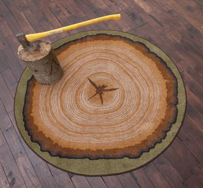 Tree Stump - Round