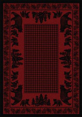 Bear Family - Red