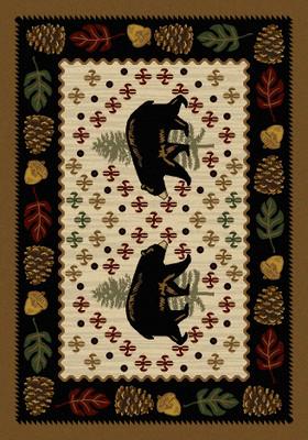 Patchwork Bear - Nat